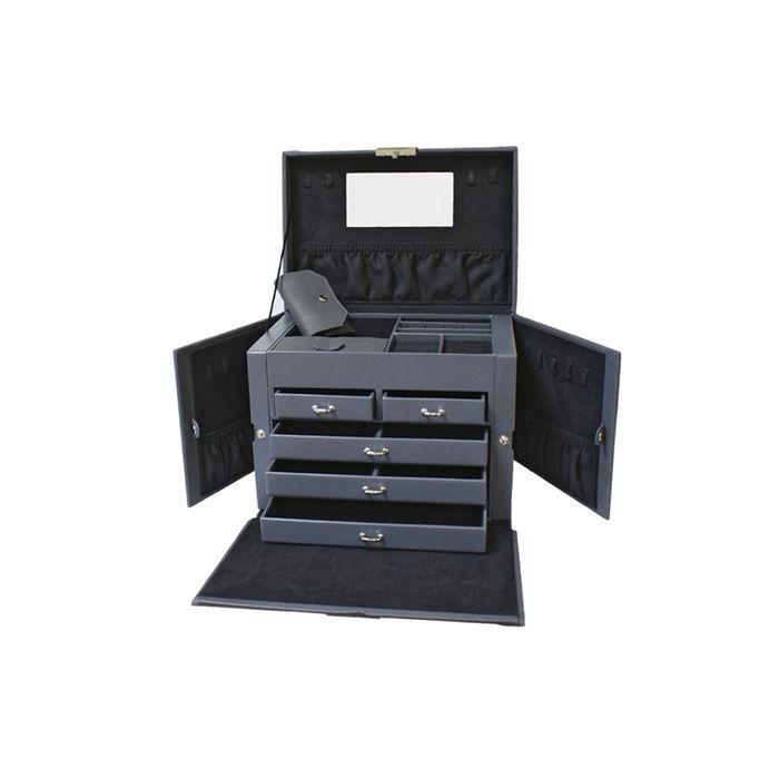 Smykkeskrin,  grå/sort - 2559