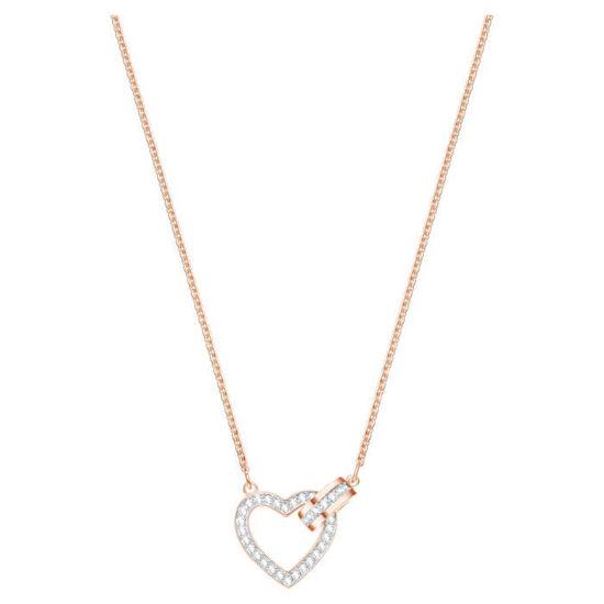 Swarovski smykke Lovely, hvitt - 5368540