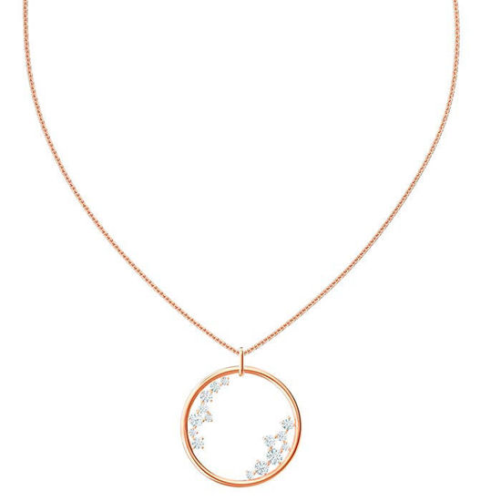 Swarovski smykke North, rose-gold tone - 5487069