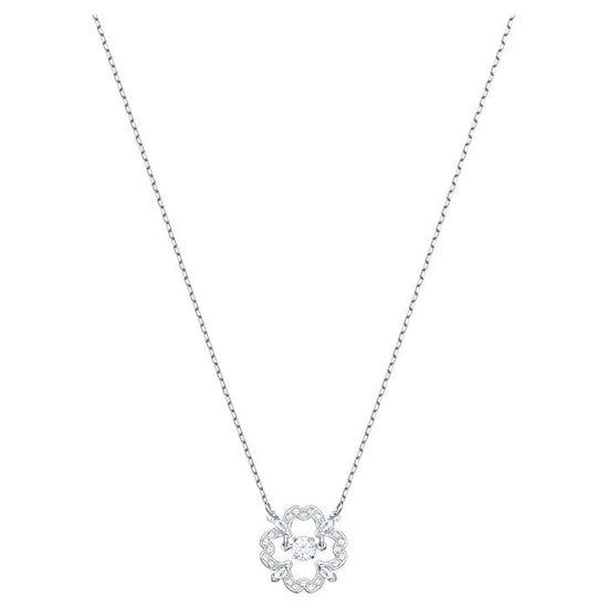 Swarovski smykke Sparkling Dance Flower, hvitt - 5392759