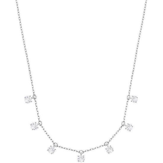 Swarovski collier Attract, hvitt - 5367966