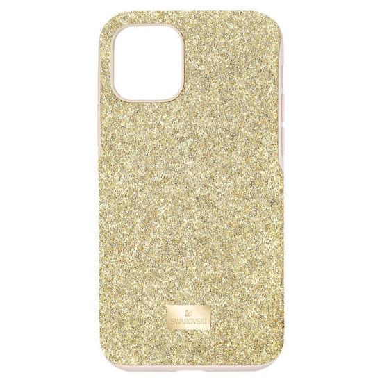 Swarovski  Iphone 11 Pro deksel High, gult - 5533961