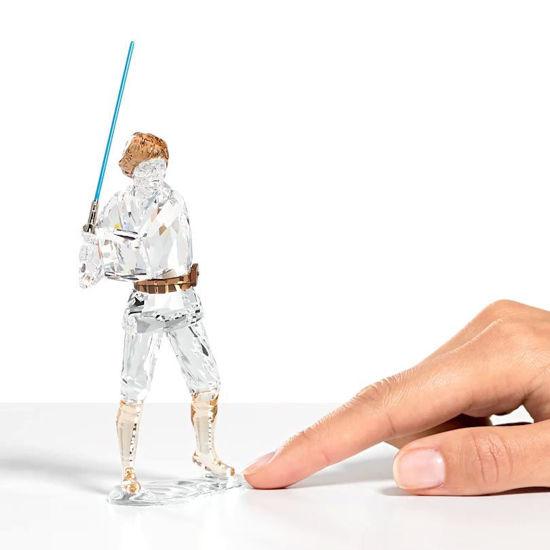 Swarovski figurer. Luke skywalker- 5506806