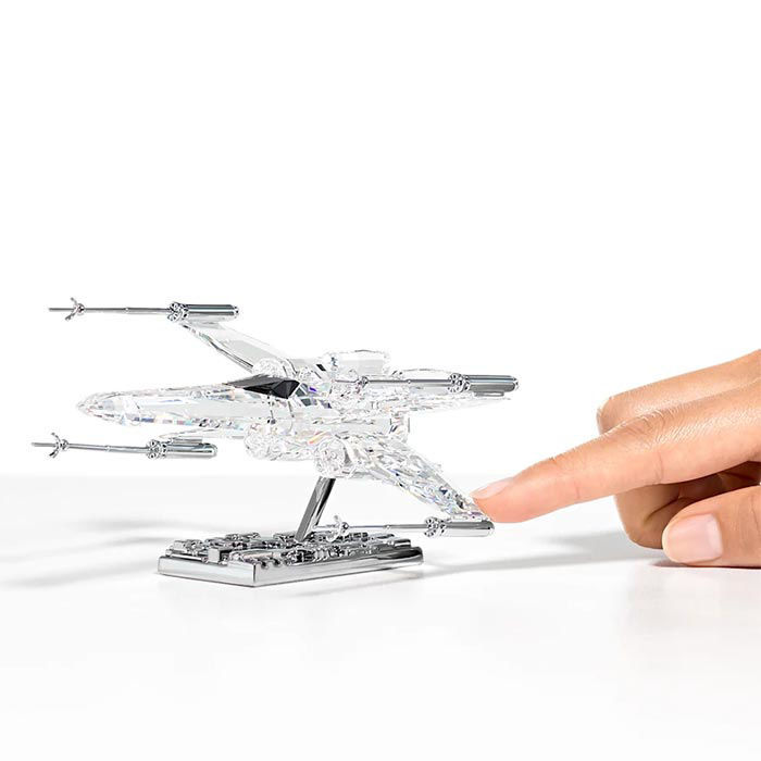 Swarovski figurer. X-wing starfighter - 5506805