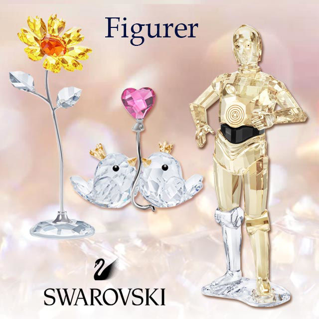 Swarovski figurer