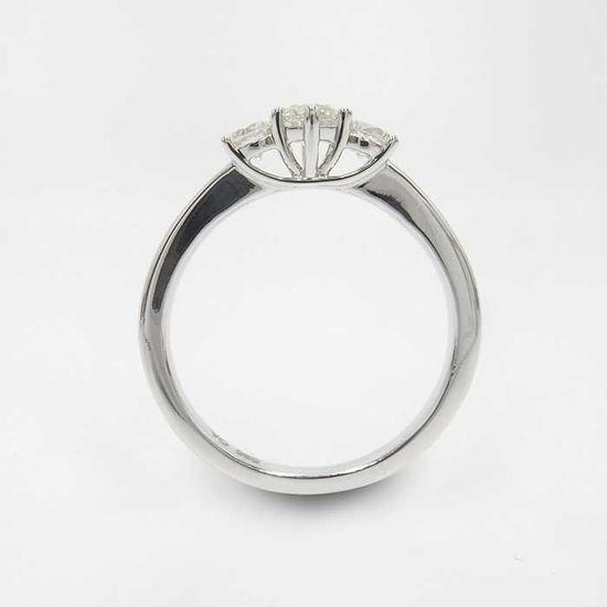 Diamantring forlovelsesring Azur 0,60 ct W-Si - ABR01133-6