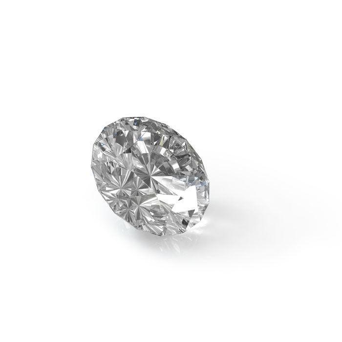 Diamant med GIA 0.50 River (E) Si2