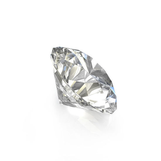 Diamant med GIA  0.40 River (E) Si2