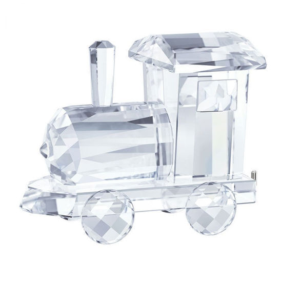 Swarovski figurer Locomotive-5364562