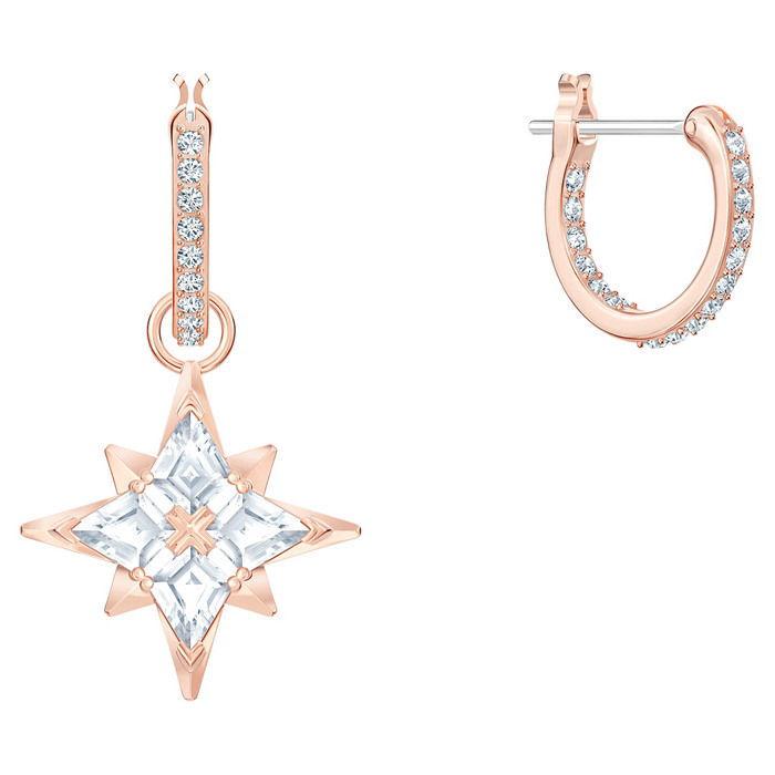 Swarovski øredobber Symbolic Star - 5494337