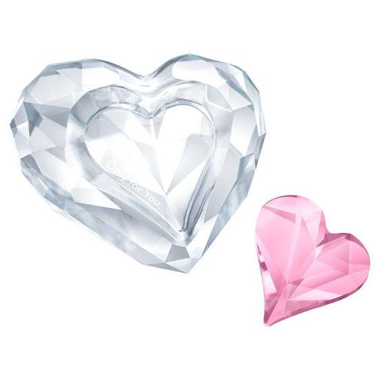 Swarovski figurer Heart, Only For You - 5428006