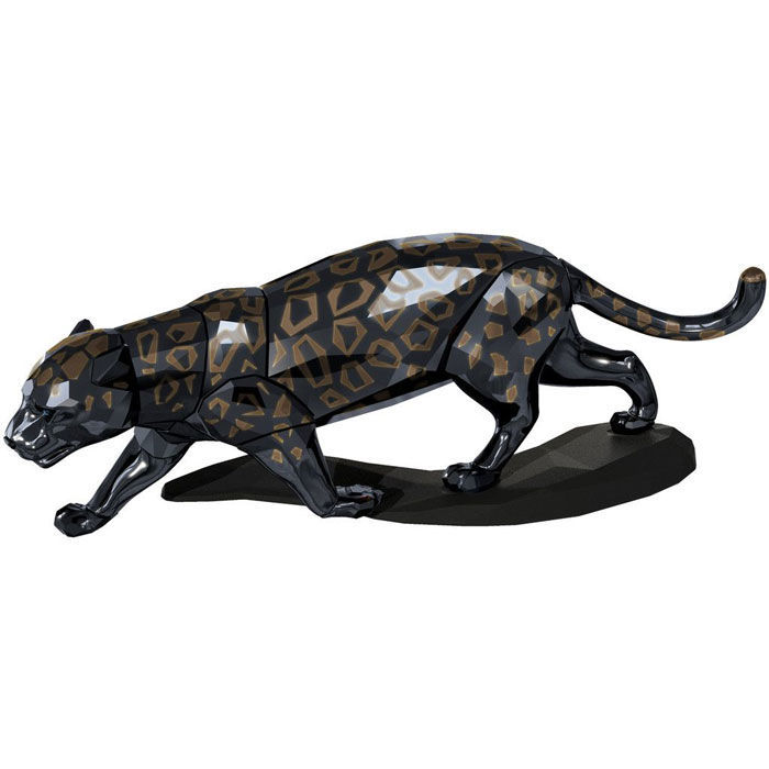 Swarovski figurer Jaguar - 5048145