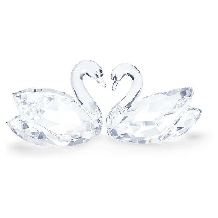 Swarovski figurer Swan Couple - 5493713