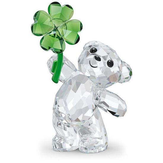 Swarovski figurer. Kris Bear - Lucky charm - 5557537