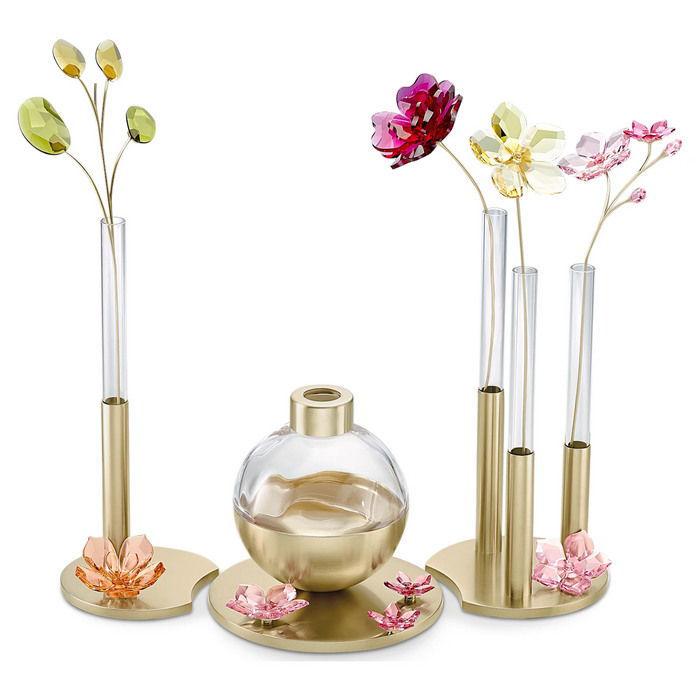 Swarovski figur Garden Tales Cherry Blossom Scent Diffuser Container - 5557809