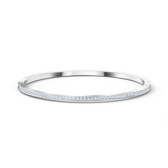 Swarovski armbånd Rare Bangle, hvitt - 5555723