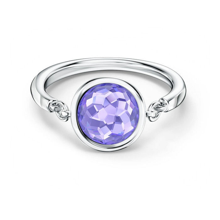 Swarovski ring  Tahlia, lilla - 5572709