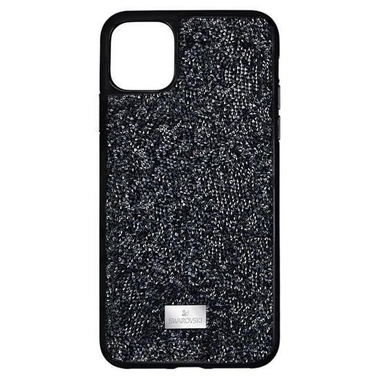 Swarovski Iphone 12/12 Pro deksel Glam Rock, svart - 5565188