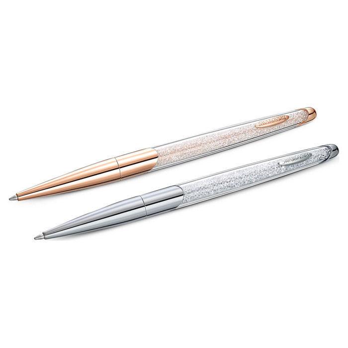 Swarovski pen set Crystalline Nova Ballpoint, hvitt - 5568760