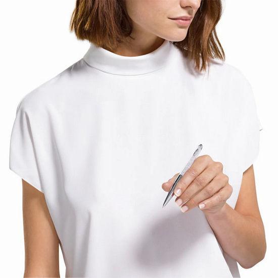 Swarovski pen Crystalline Nova Ballpoint, hvitt - 5534324
