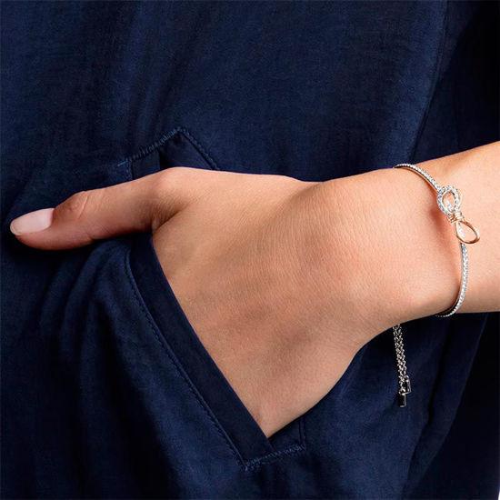 Swarovski armbånd Lifelong Bow - 5447079