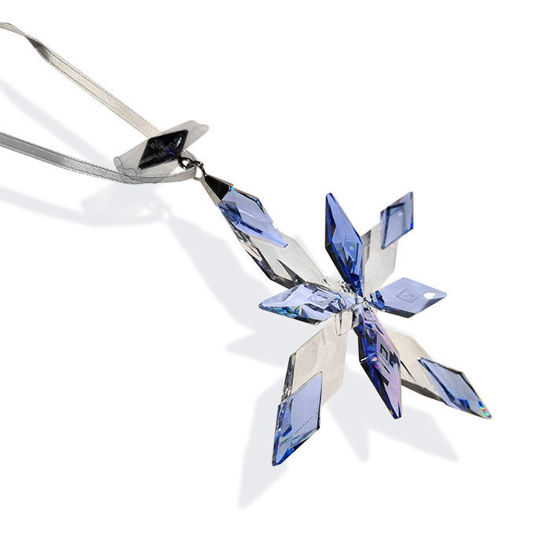 Swarovski figurer Frozen 2 Snowflake Ornament - 5492737