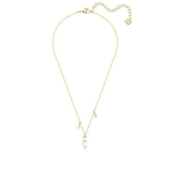 Swarovski smykke med perler - 5410652