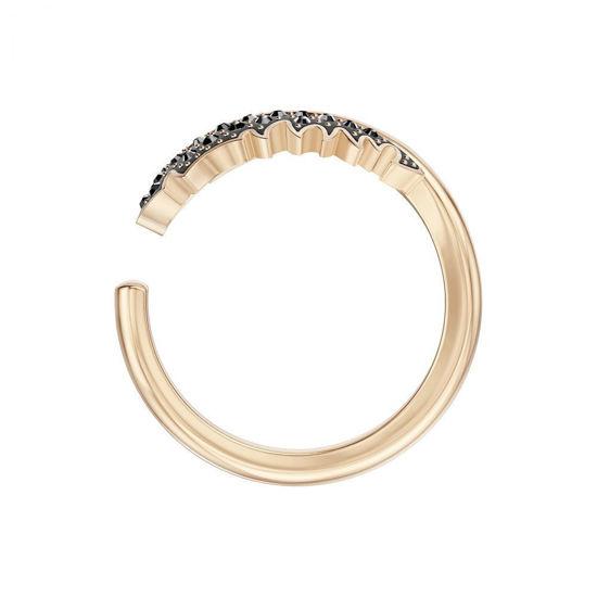 Swarovski ring Naughty Motif, str 58 - 5509681