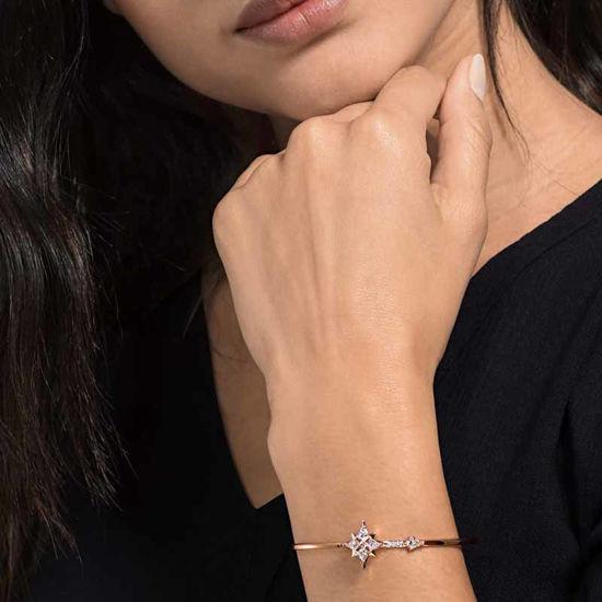 Swarovski armband Symbolic, rose - 5494338