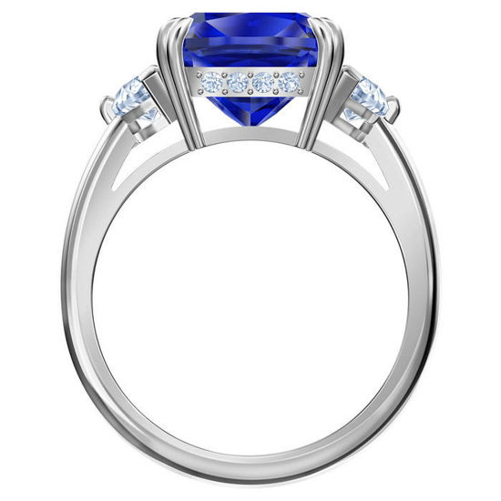 Swarovski ring  Attract Cocktail, str 58 - 5515715