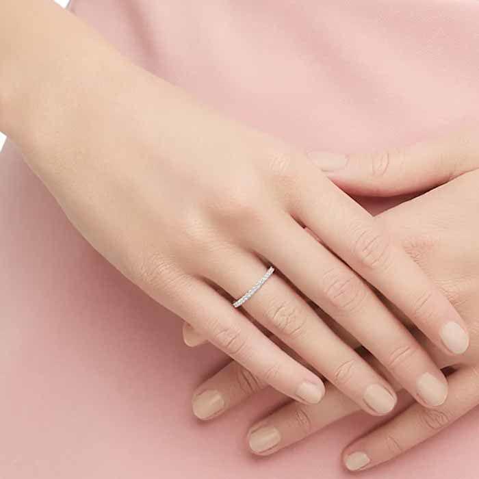 Swarovski ring Vittore, gult - 5531164