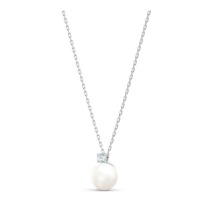 Swarovski smykke Treasure Pearl, hvitt - 5563288