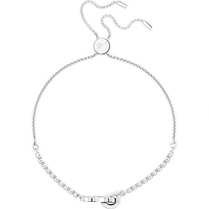 Swarovski armbånd Lovely, hvitt - 5380704