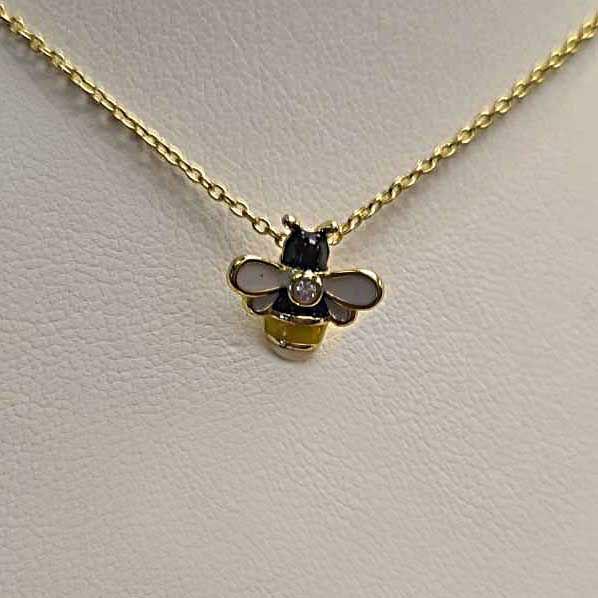 Redd en bie smykke - 3000936
