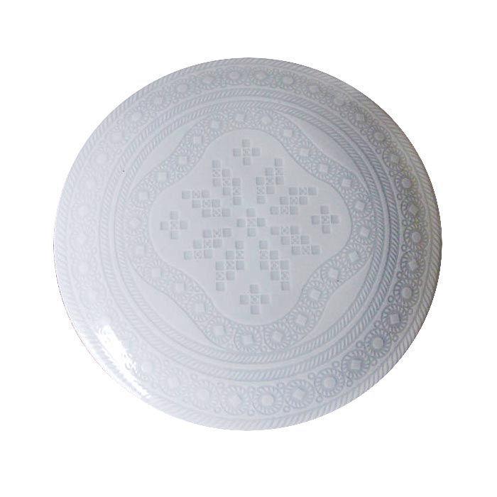 Tradisjon Hvit stort smykkeskrin - 1013
