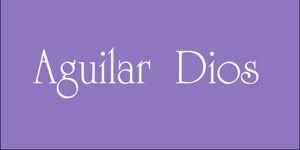 Bilde for produsentenAquilar de Dios