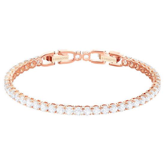 Swarovski armbånd Tennis , rose-gold - 5464948