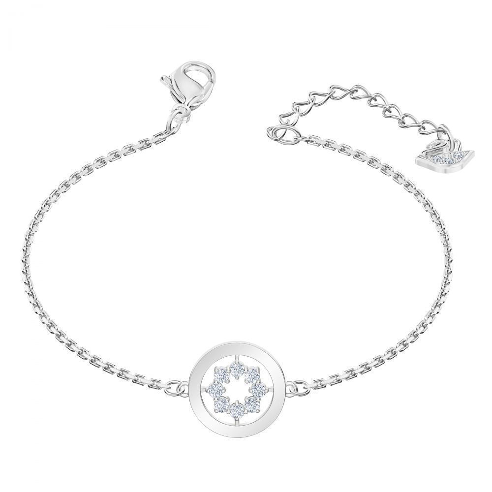 Swarovski armbånd Further Circle - 5499003