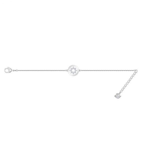 Swarovski armbånd Further Circle - 5499003