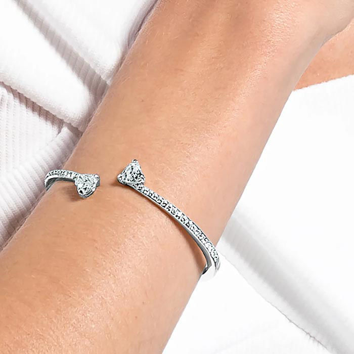Swarovski armband Attract Soul Heart Crystal - 5518814