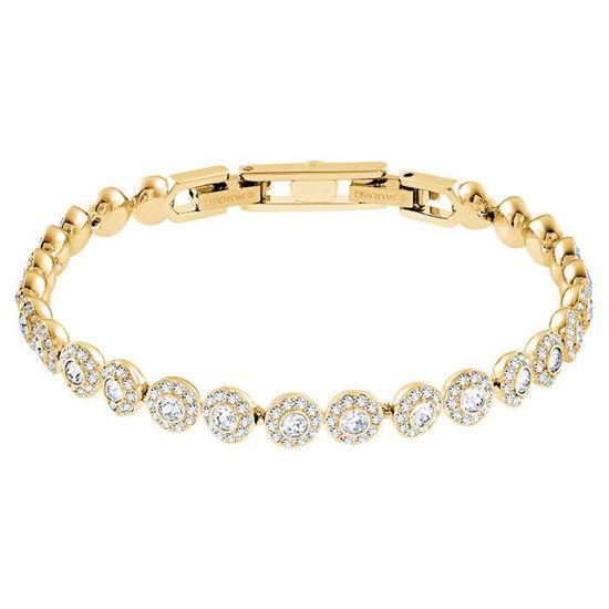 Swarovski armband Angelic, gult - 5505469