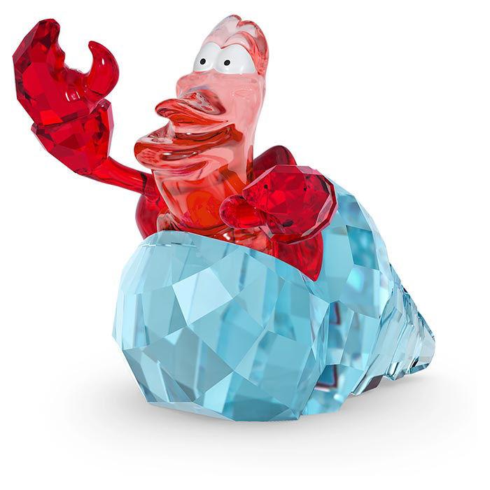 Swarovski figurer The Little Mermaid Sebastian - 5552918