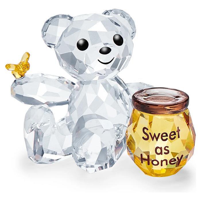 Swarovski figurer Kris Bear Sweet As Honey - 5491970