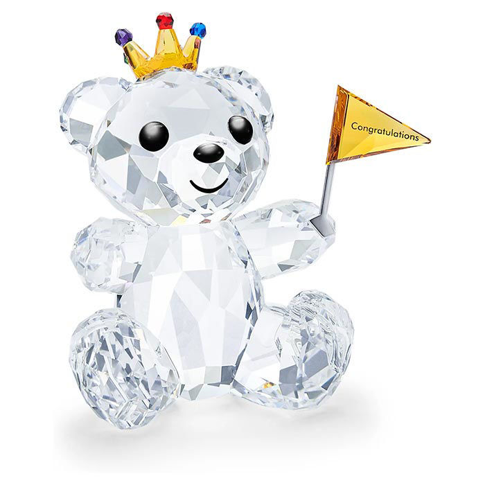 Swarovski figurer. Kris Bear, Congratulations - 5492229