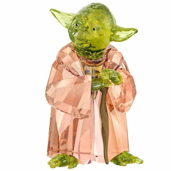 Swarovski figurer Master Yoda - 5393456
