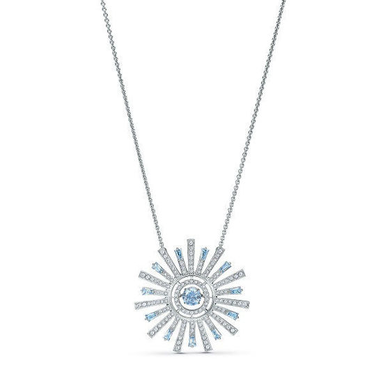 Swarovski smykke Sunshine, stilisert blomst - 5536731