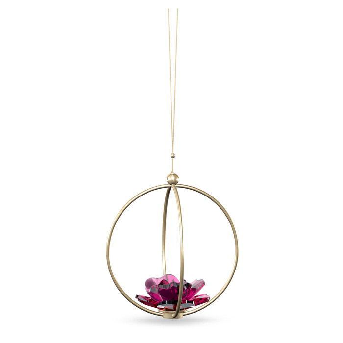 Swarovski figurer Garden Tales Rose Ball Ornament, Large - 5557805