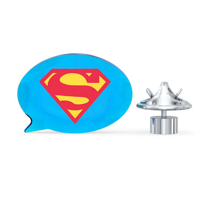 Swarovski figurer DC Comics Superman Logo Magnet - 5557488
