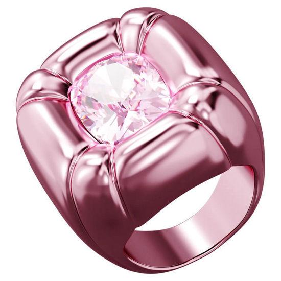 Swarovski Dulcis cocktail ring Pink - 5601579