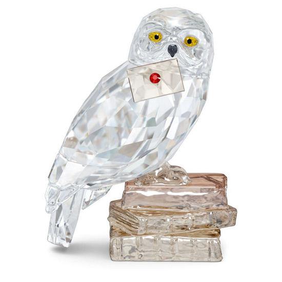 Swarovski figurer Harry Potter Hedwig - 5585969
